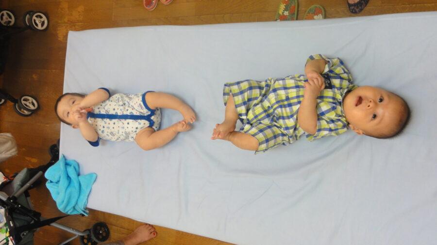 出産後の腰痛、膝、四十肩を三週間で解消